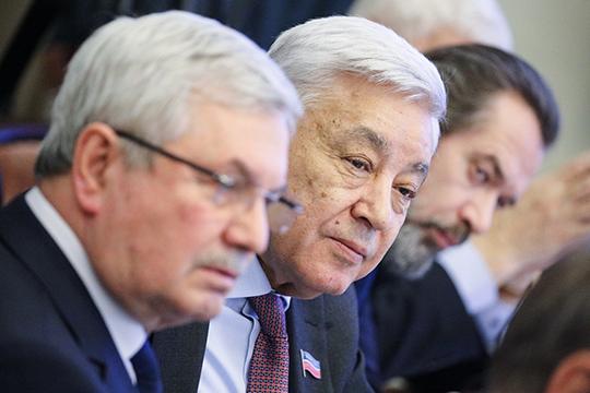 Фарид Мухаметшин: «Органы государственной власти субъектов РФ не могут иметь одноименное название»»