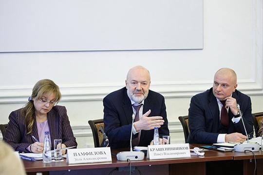 Павел Крашенинников: «Госсоветам республик надо будет продолжать заниматься своим делом. Я думаю, название не придется менять»