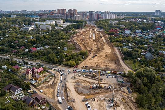 «Когда БКК достроят, то в любой район Казани можно будет добраться за несколько минут»