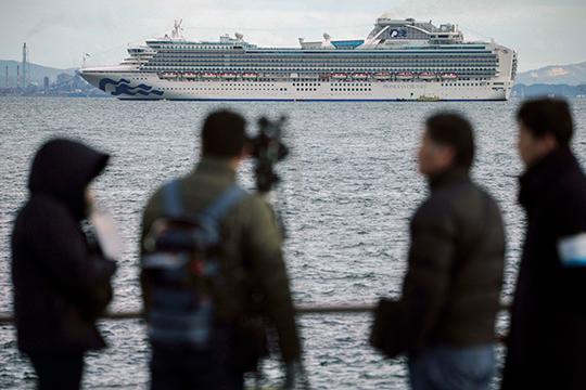 Казанец с «коронавирусного» лайнера: «Команда корабля пытается погасить панику»