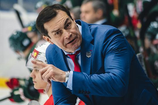 Главный тренер «Нефтяника» Ильнур Гизатуллин