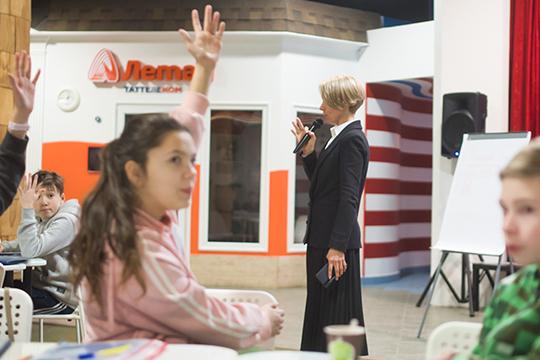 Венера Камалова: «Мою должность в 2013 году создал президент республики, чтобы помогать предпринимателям. Наверное, вам сейчас помогают родители, если возникают трудности»