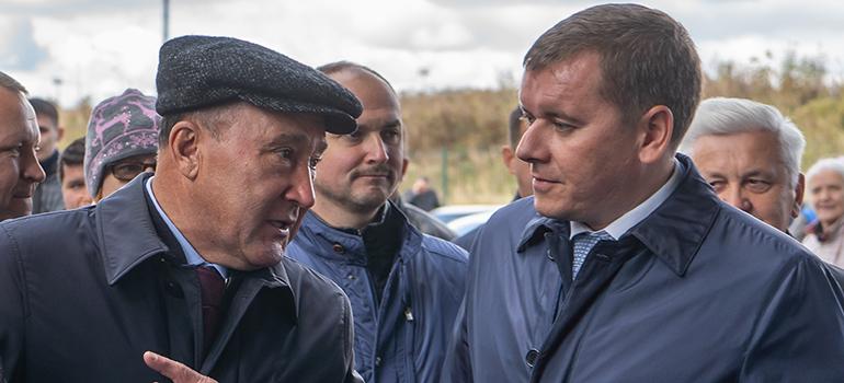 Перезагрузка правительства Татарстана
