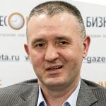 Искандер Зигангараев — генеральный директор «КЖК Логистик»: