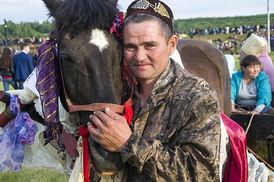 На 36% стало меньше лошадей в республике — на 2016 год их осталось всего 29 254 головы