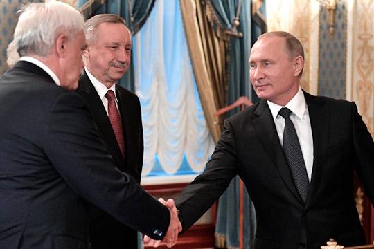 Отставка «православного чекиста»: Полтавченко заставили снять с себя губернаторские вериги