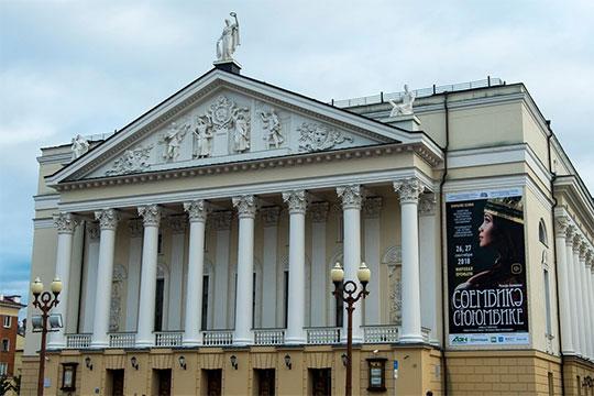 Последний раз премьера татарской оперы проходила в театре им. Джалиля аж в 2006 году, это была «Любовь поэта» все той же Ахияровой