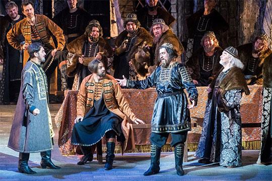 Ждать «Сююмбике» придется еще полгода. И, скорее всего, оперу ждет судьба «Любови поэта» и «Золотой Орды», которые в Казани показывают один-два раза в год