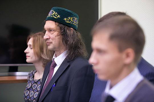 «Было видно, что судья колеблется»: как Павел Шмаков бьется за татарский язык в Москве