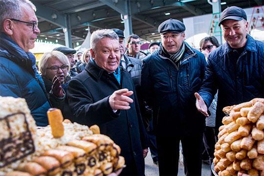 Рафис Бурганов: «В планах есть все, что есть в учебных планах»