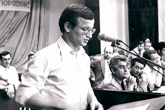 Вдекабре 1999 годаОлег Белоненкобыл назначен гендиректоромзавода «Уралмаш», эта должность стала для него роковой