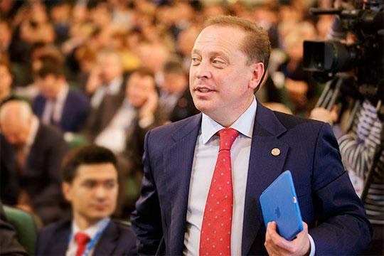 С2008 годаАйдар Метшин— мэр Нижнекамска иглава муниципального района