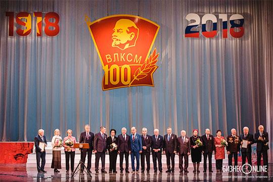 Сегодня вРоссии отмечают 100-летие Всесоюзного ленинского коммунистического союза молодежи
