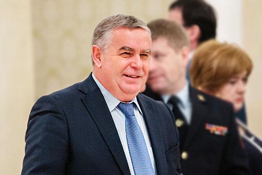 В настоящее время Владимир Фомин -советник мэра города Казани