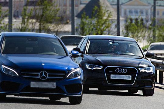Номером два в республиканском зачете пока остается Mercedes, хотя он и прибавил больше всех представителей люксового сегмента: плюс 107 единиц или 18,7% до 679 авто