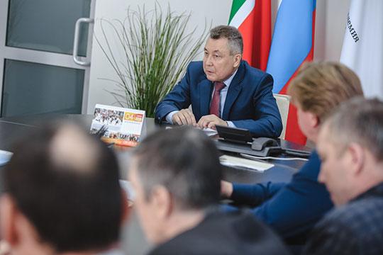 Юсуп Якубов: «Польза от проведения этого события для нас очевидна»