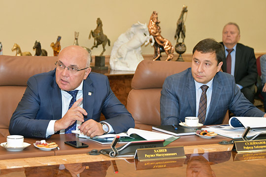 Раузил Хазиев