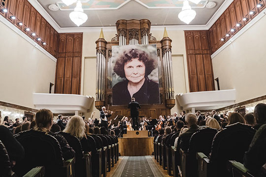 ВКазани прошел заключительный концерт VIII международного фестиваля современной классической музыки им.Софии Губайдулиной Concordia