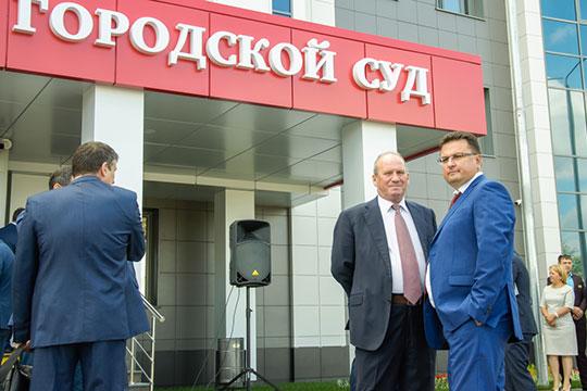 «Ильгиз Идрисович Гилазов стал председателем Верховного суда РТ, освободилась его предыдущая должность— зама поуголовным делам. Почему онвыбрал мою кандидатуру, это знает только онсам»