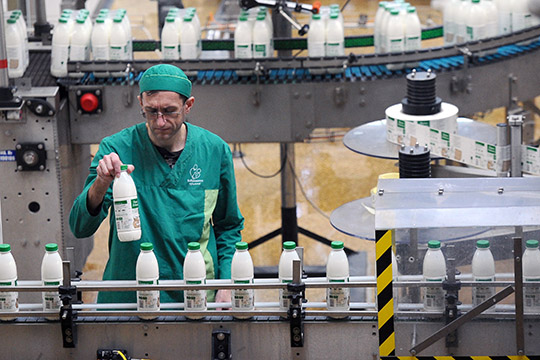 Башкиры дают «честное коровье»: вКукморе за7млрд построят крупнейший молзавод вЕвропе