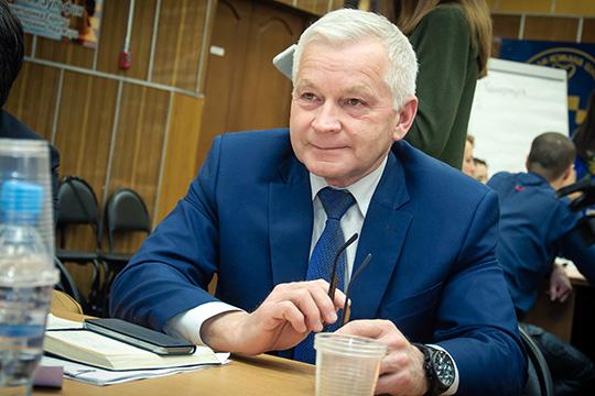 Фарид Башаров:«Унас негород филиалов, наши предприятия— ключевые игроки экономики страны, иуниверситет должен быть самостоятельный»