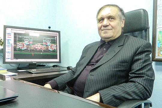 Василий Маньковский:«Стоит собрать все технические компетенции, которые сейчас есть учелнинского КФУ, исоздать отдельный технический вуз»