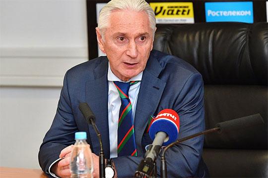 Вконце Билялетдинов рассказал, что никто неожидал «что мытак сыграем»