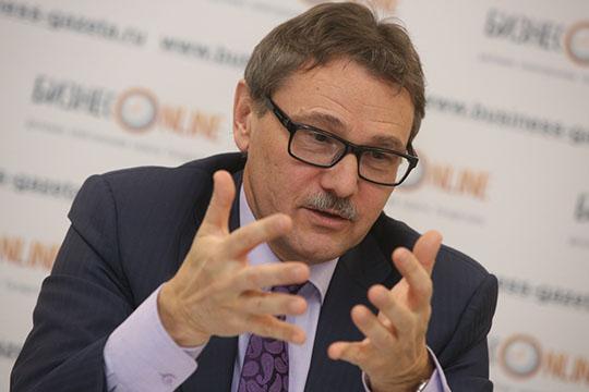 Борис Жихаревич снял ссебя лично исЛеонтьевского центра ответственность закорректировку своего детища