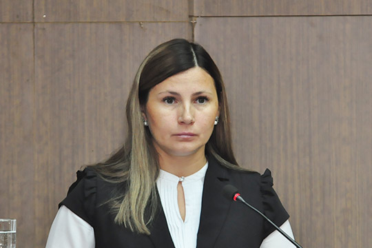 Ирина Сагидуллина