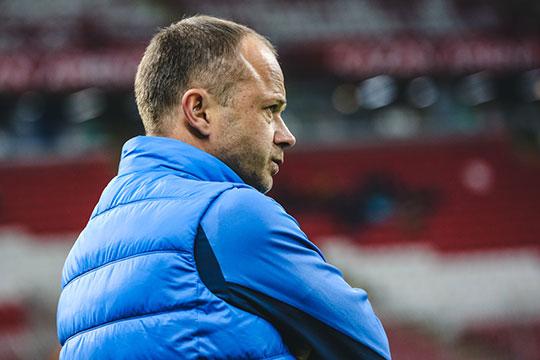 «Дмитрий Парфёнов начал не очень хорошо, но сейчас «Урал» закрепился на своём месте в середине таблицы»