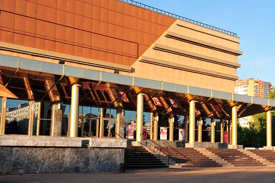 Челнинский «Органный зал» разместил заявку под названием «исполнение произведений»