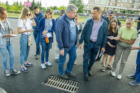 Челнинский МУП «Предприятие автомобильных дорог» опубликовал заявку натекущий ремонт ливневой канализации. Работы будут стоить 5,2млн рублей
