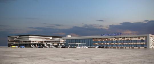 Аэропорт Бегишево разместил тендер настроительство аэровокзала международных воздушных линий. Цена договора 769млн рублей