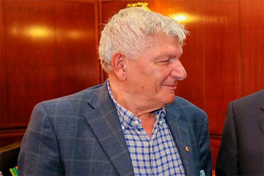Известный в Татарстане ресторатор и отельер Джузеппе Спарта, выкупил молочный завод в Лаишевском районе