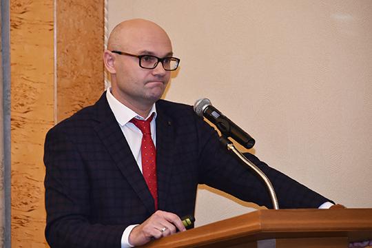 Юрий Казаков, гендиректор ООО«НИОСТ»