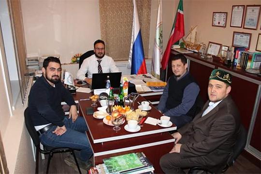 Расул Тавдиряковсообщил обеспокойствах единоверцев касательно колбасы «Байрам» отСызранского мясокомбината
