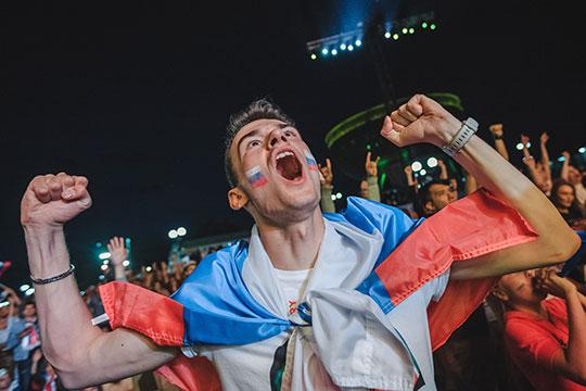 «Когда сборная играла, вся страна уэкранов. Как вовремена сборной СССР. Это была настоящая радость. Сборная порадовала ирезультат впечатлил»