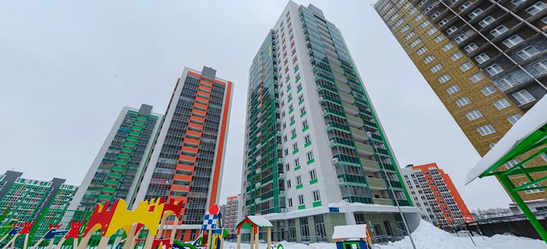 Стагфляция нарынке жилья: цены вверх, продажи— вниз