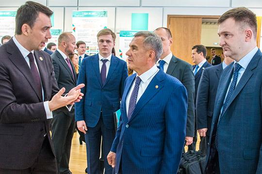 Рустам Минниханов: «Вопрос не в молодежи, а во власти. Мы недорабатываем…»