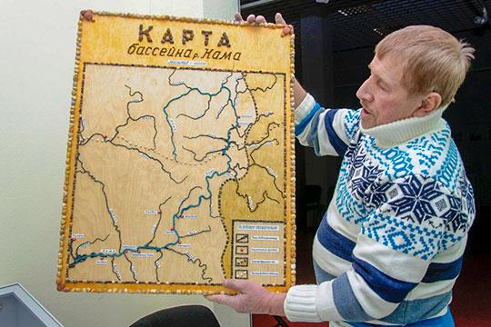 «Я считаю, что Кама — самая удивительная река в мире»