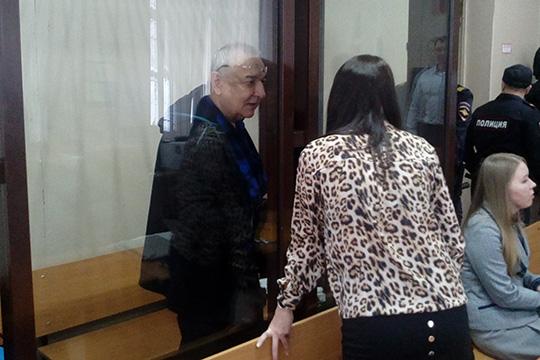 Абдуллин вывел Желонкина изсебя, когда обвинил свидетеля всовершении подлога