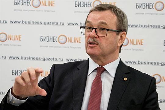 Виктор Дьячков: «Последние пять лет мыежегодно создаем 300— 350 новых рабочих мест»