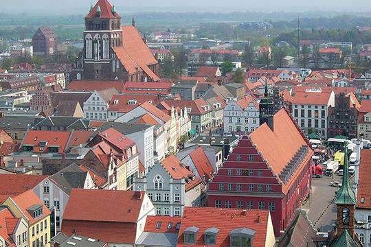 Грайфсвальд, Германия