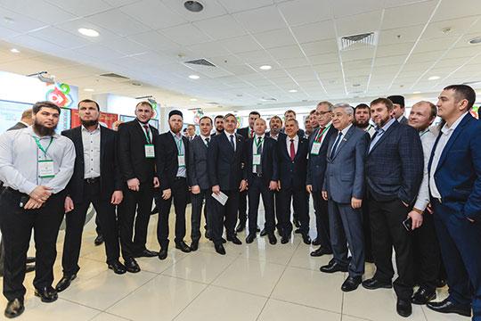 Рафик Фатхуллов рассказал, что в 2017 году в Мордовии образовался Клуб татарских предпринимателей