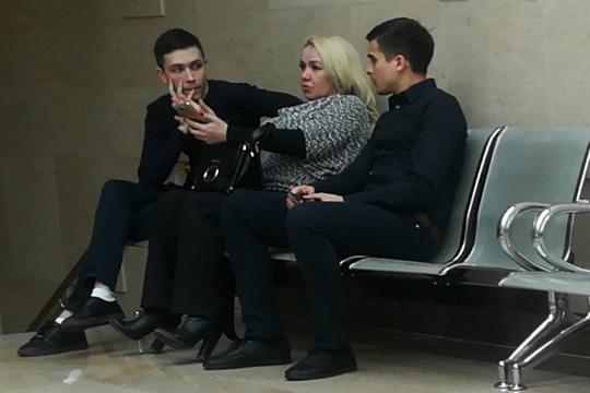 Айрат Гиниятов и Павел Батуев