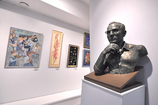 «Теперь, после ремонтов, мысможемделать выставки изколлекций крупных музеев…»