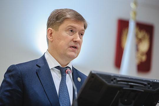 Рустам Нигматуллин похвастался, что Татарстан второй год занимает первое место по уровню содействия конкуренции среди субъектов РФ
