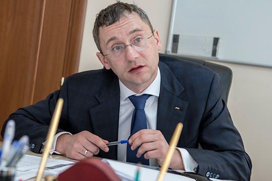 Владимир Дёмушкин заявил, что руководство банка удовлетворено результатами работы в прошлом году