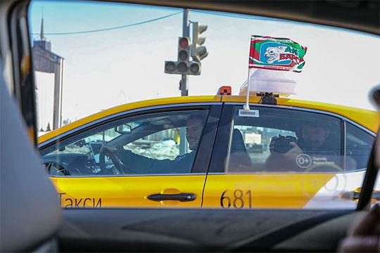 «По сравнению с Москвой здесь очень спокойная манера вождения. В центре там никто друг друга не пускает, сигналят. В Казани в этом плане очень спокойно»