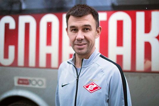 Рамиль Шарипов: «Чак-чак полезен футболистам после игры»